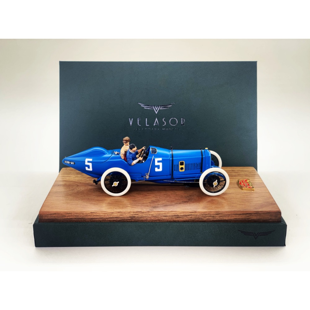 Product image for # 5 Georges Boillot | Peugeot L45 | Grand Prix A.C.F. Lyon 1914 | Velasor | Model