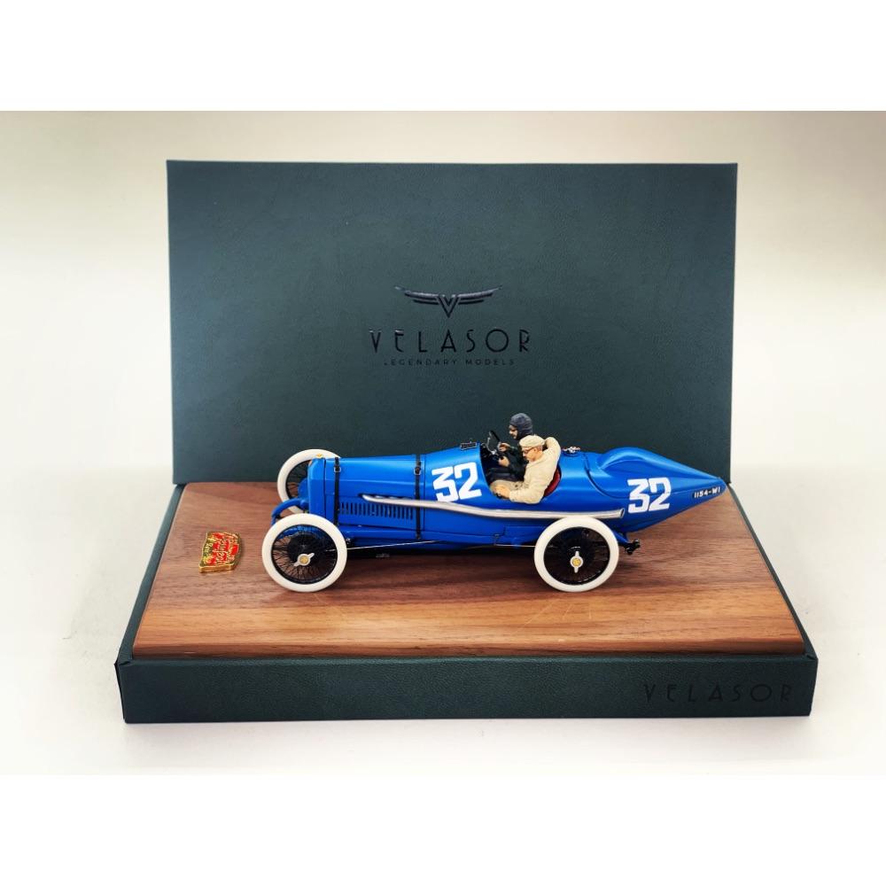 Product image for #32 Victor Rigal | Peugeot L45 | Grand Prix A.C.F. Lyon 1914 | Velasor | Model