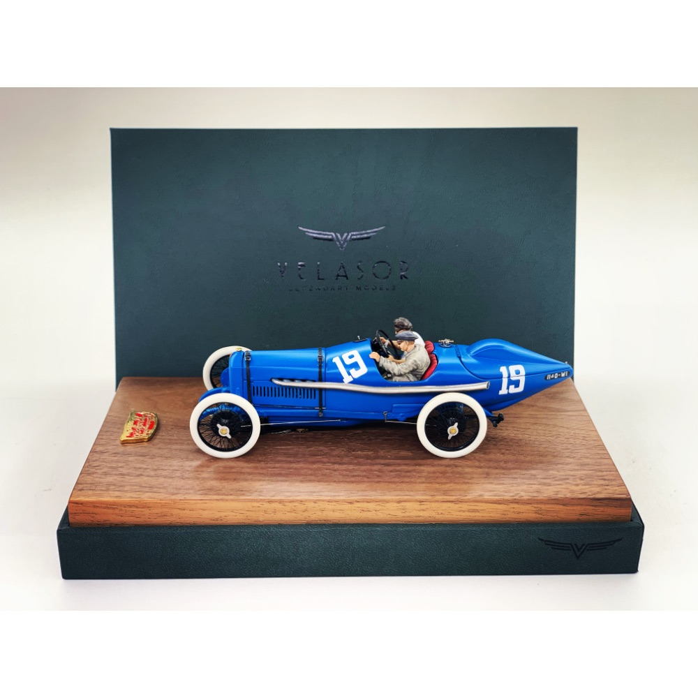 Product image for # 19 Jules Goux | Peugeot L45 | Grand Prix A.C.F. Lyon 1914 | Velasor | Model