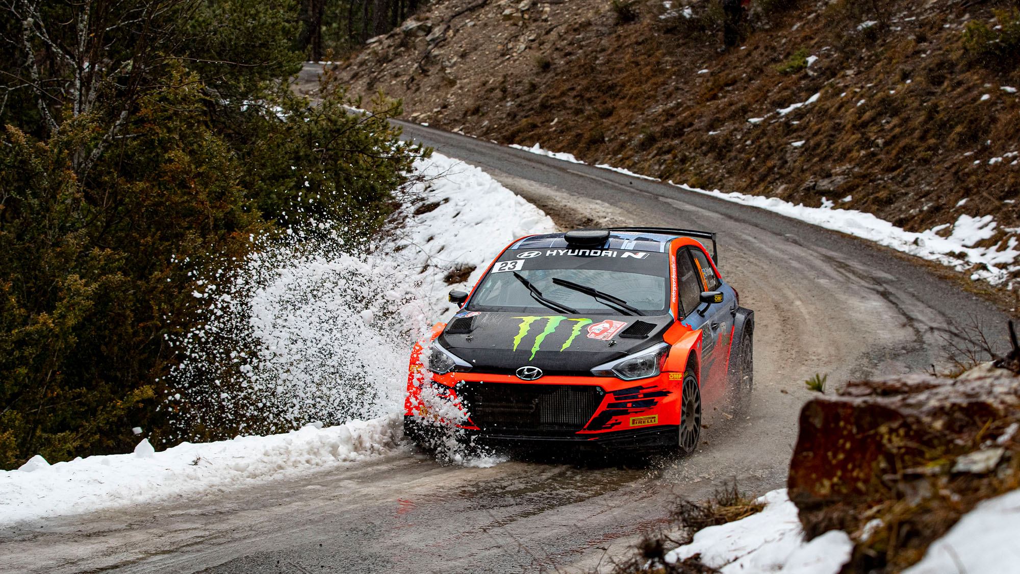 Oliver Solberg, son of rally legend Petter, to make WRC debut at Arctic Rally Finland