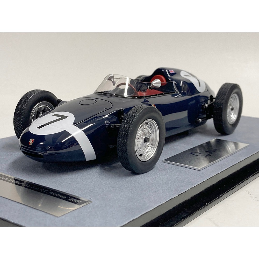 Product image for Stirling Moss signed | Porsche 718 F2 | 1:18 Limited Edition