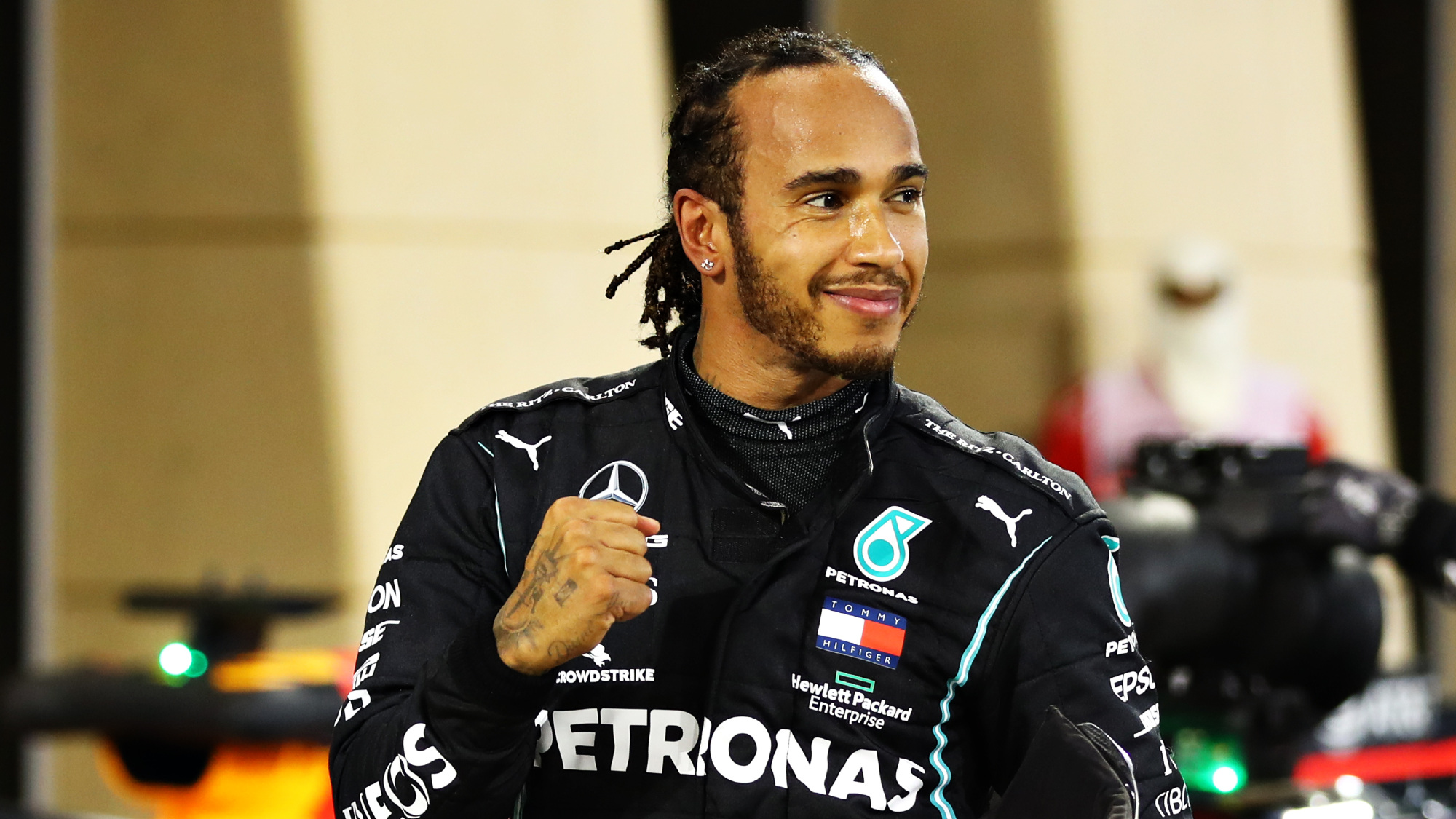 Lewis Hamilton signs new one-year Mercedes deal for 2021 F1 season