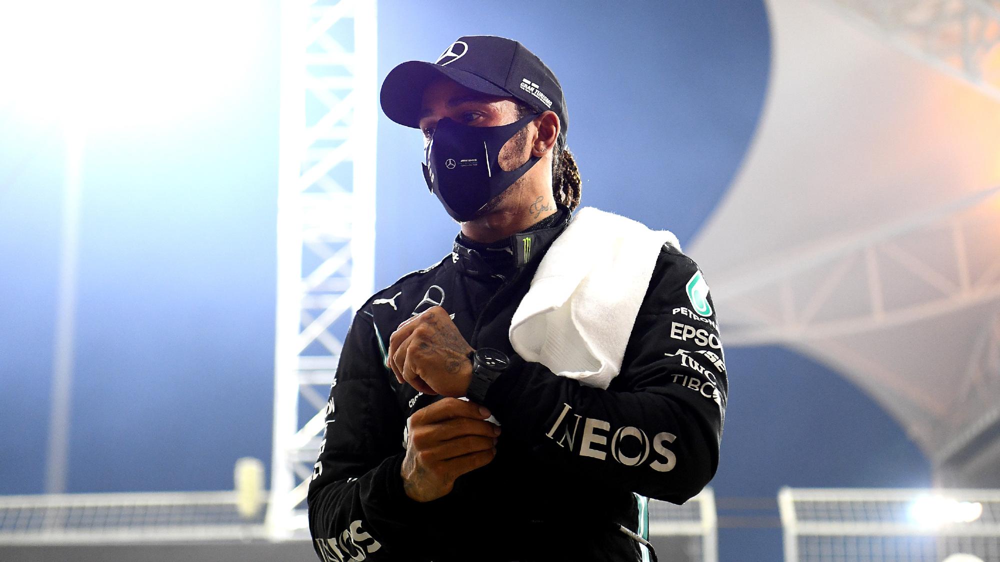 Why did it take so long? The Hamilton-Mercedes contract saga