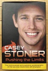 Casey Stoner, Pushing the Limits