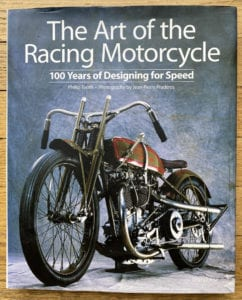The Art of the Racing Motorcycle book
