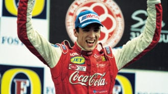 The year Justin Wilson showed he was the Real Thing