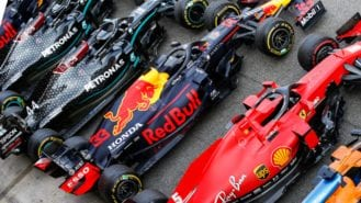 Red Bull set to keep Honda power unit after F1 engine freeze is agreed