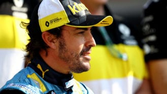 Fernando Alonso in hospital after road cycling accident in Switzerland