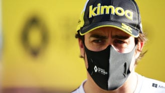 Alonso undergoes successful surgery on fractured jaw