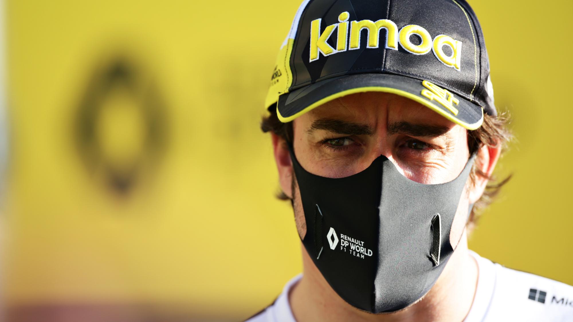 Fernando Alonso, Renault 2020