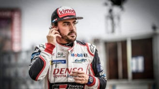 Fernando Alonso won't let fractured jaw block F1 comeback — MPH