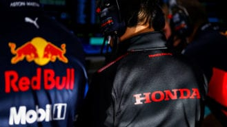 Red Bull confirms deal for Honda F1 engine takeover
