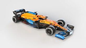 Gallery: 2021 McLaren MCL35M Launch