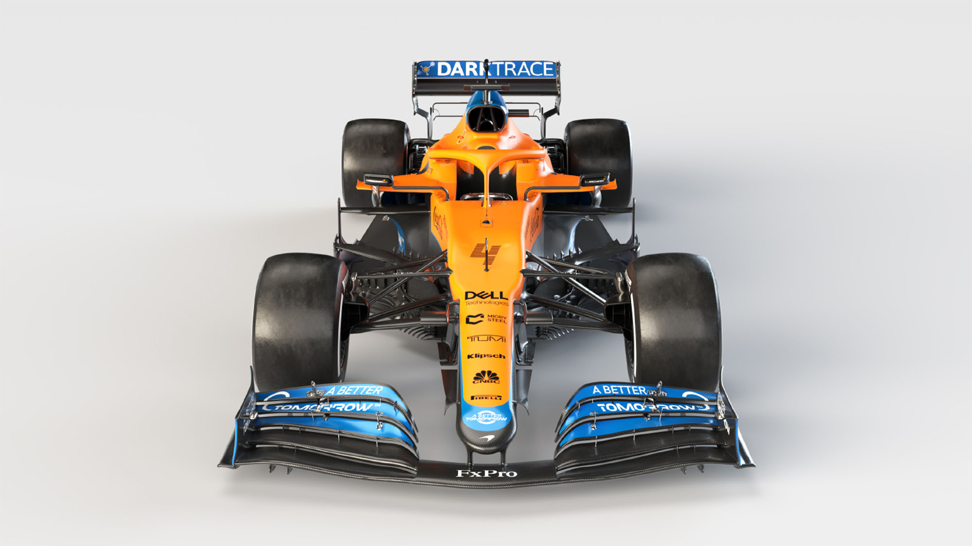 2021 McLaren F1 car and livery revealed