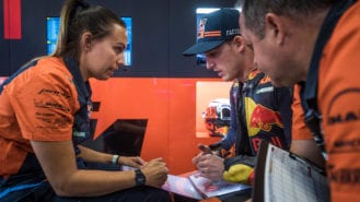 The MotoGP brains race: HRC takes data engineer from KTM