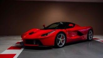 Sebastian Vettel sells Ferraris as he slims down supercar collection
