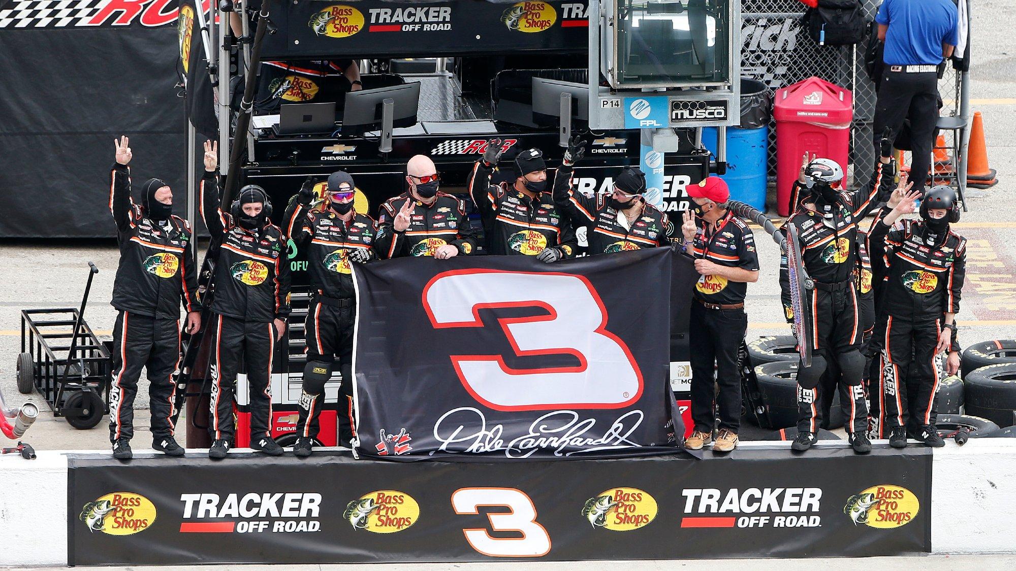 Richard Childress Racing, 2021 Daytona 500
