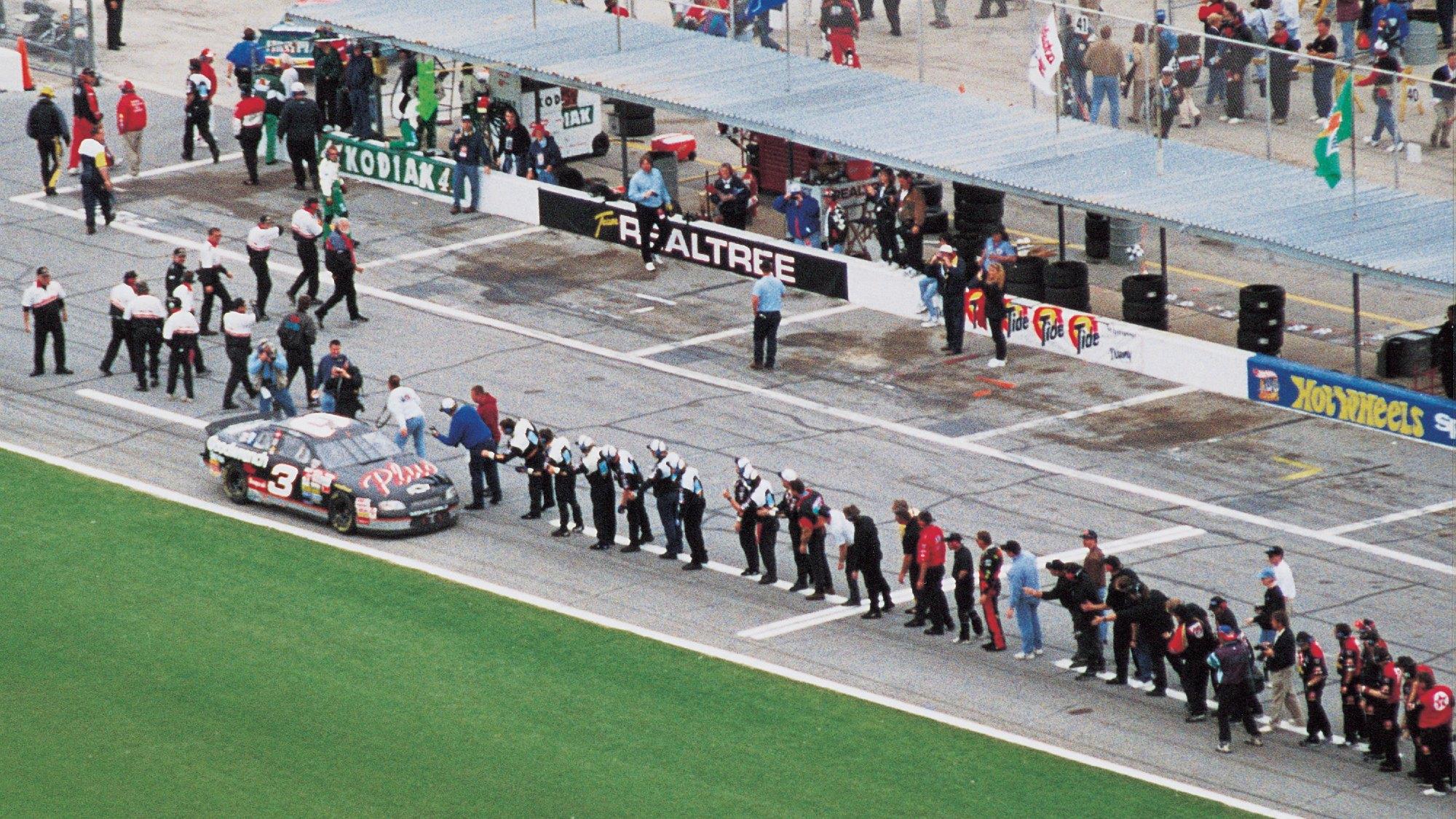 Dale Earnhardt, 1998 Daytona 500