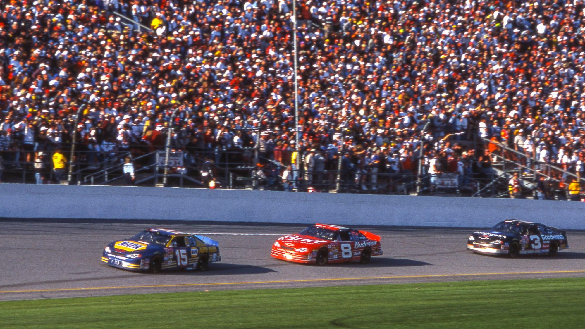DEI, 2001 Daytona 500