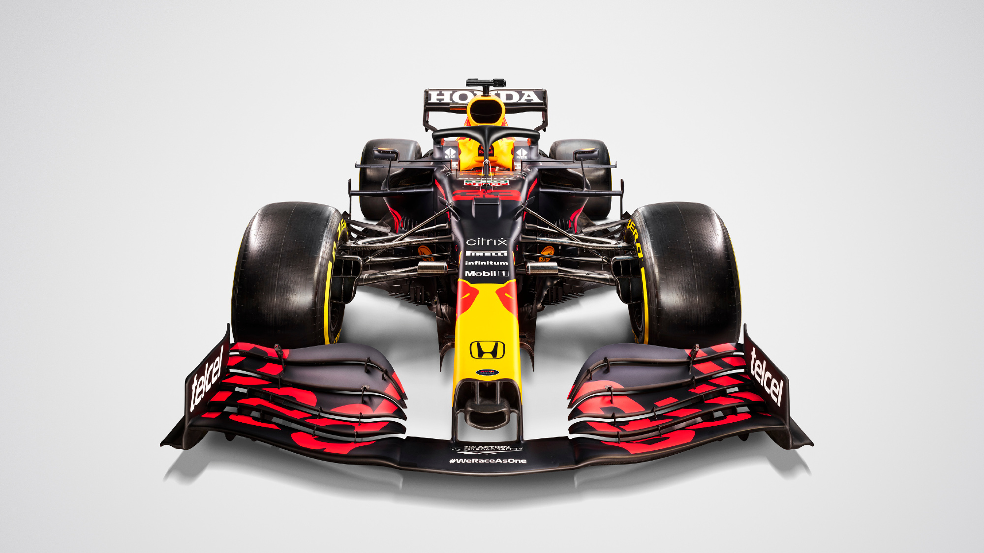 Red Bull launches 2021 F1 car