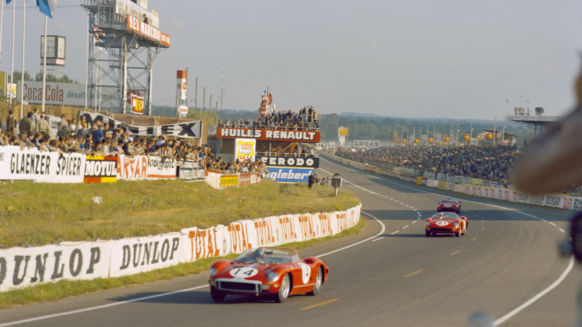 When Ferrari conquered Le Mans: how it won nine times — so far
