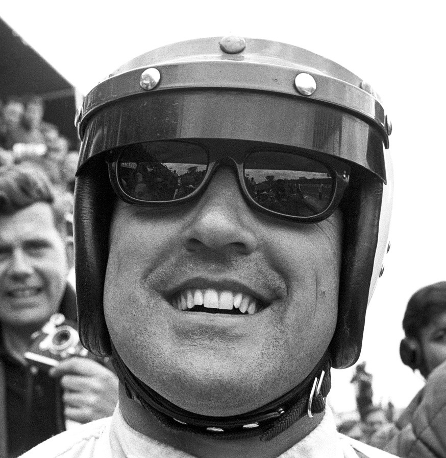 AJ Foyt at Le Mans in 1967