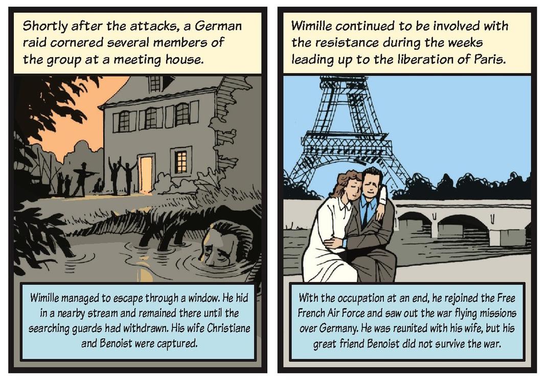 Jean-Pierre Wimille life story strip 7