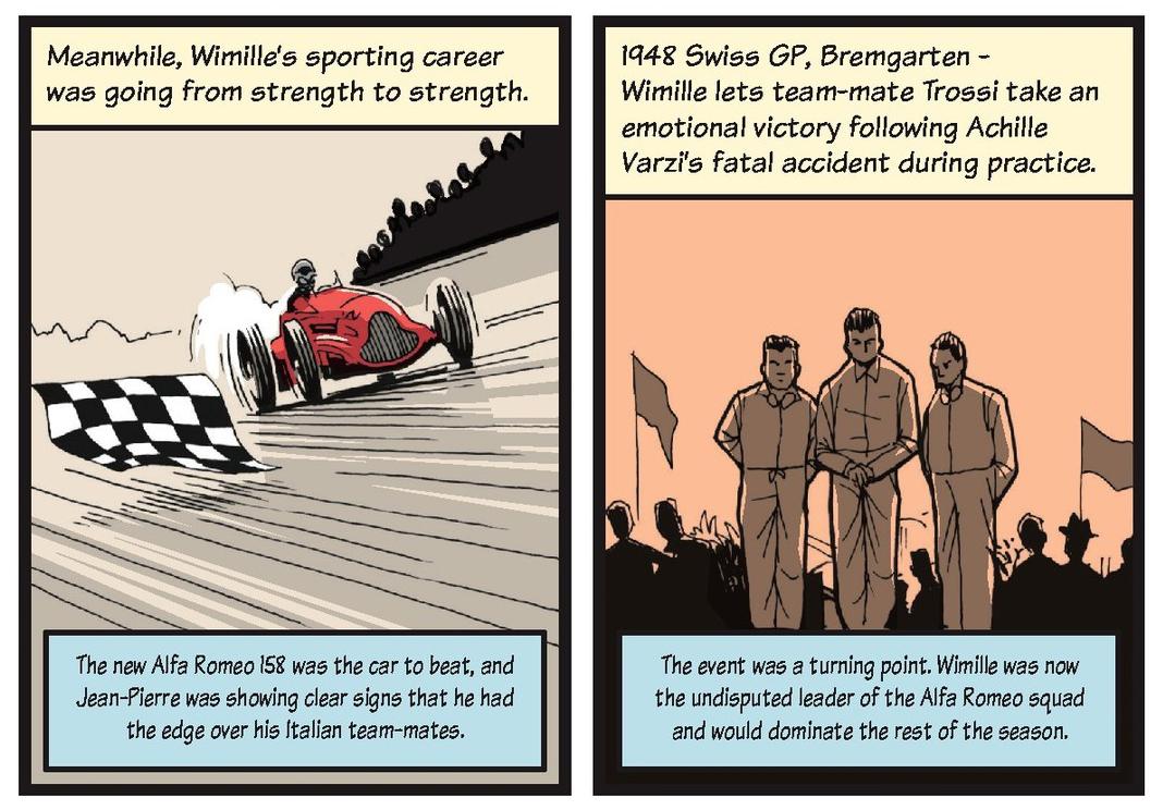Jean-Pierre Wimille life story strip 10