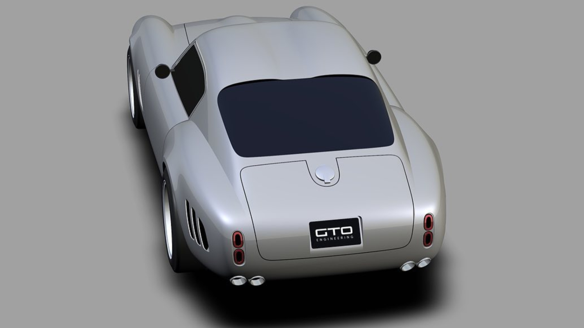 GTO Engineering Ferrari Moderna