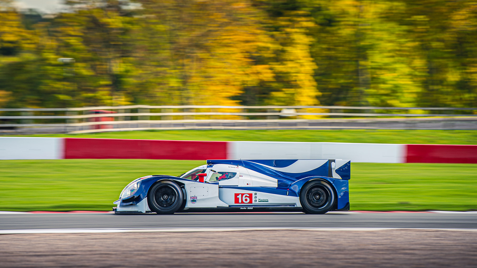 Lola Judd LMP1 side on