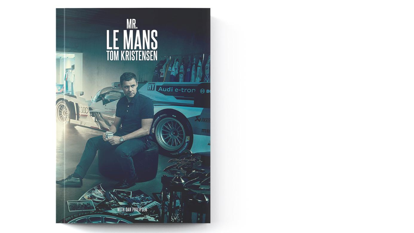 Tom Kristensen Le Mans book