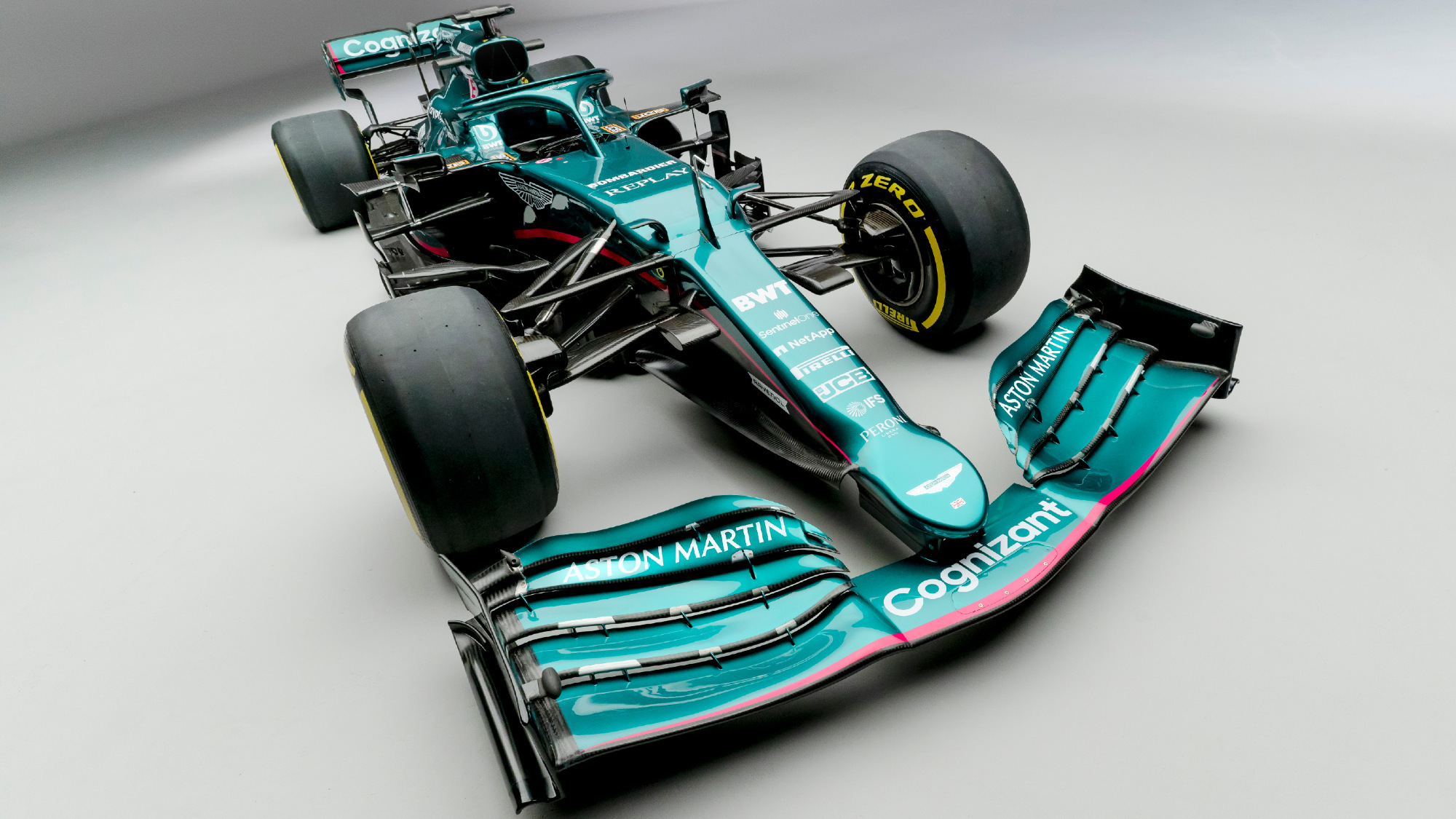 2021 Aston Martin F1 launch – see the new car revealed here
