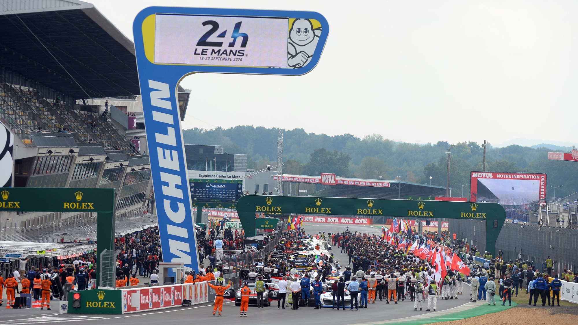 2021 Le Mans 24 Hours postponed to August in hope of fans attending
