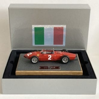 Product image for Ferrari 156 'sharknose' signed Phil Hill, 1:18 Box Set