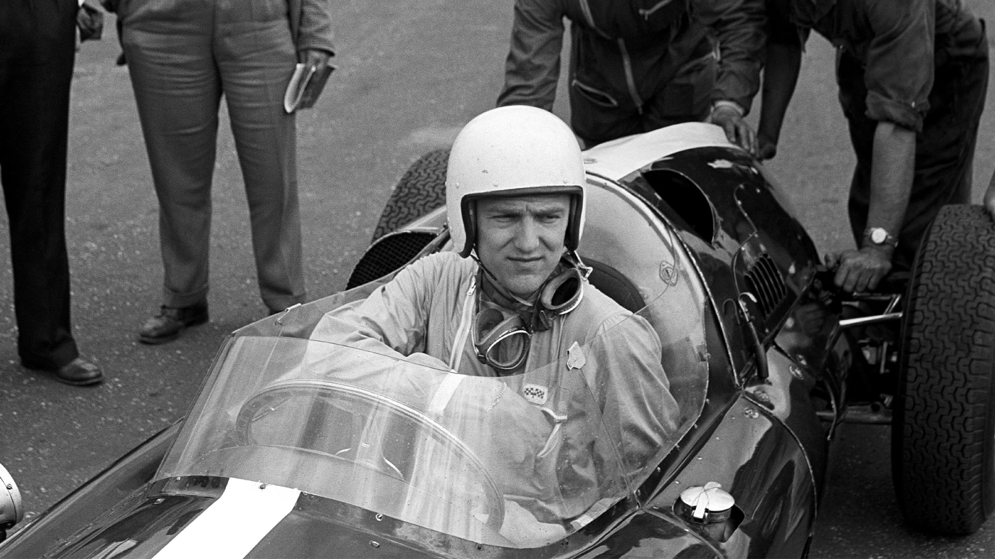 Keith Greene obituary: F1 driver and legendary team manager