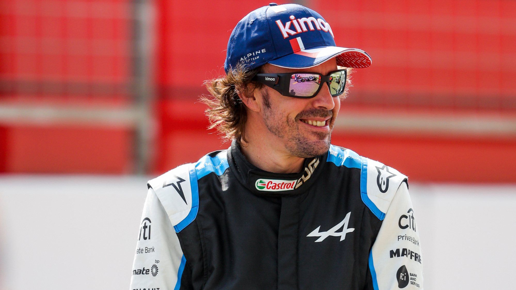Fernando Alonso, 2021 Alpine F1 Team