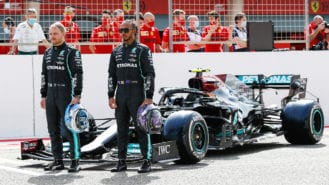 Mercedes doesn't know what caused F1 testing disaster on Day 1 in Bahrain