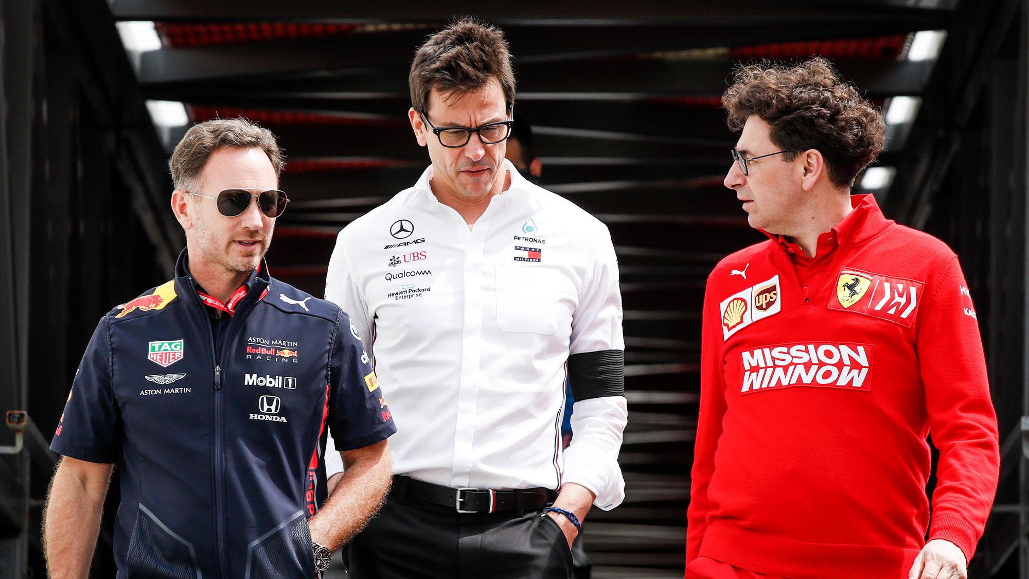 Ferrari GPS has identified the origin of Honda's recent power increase