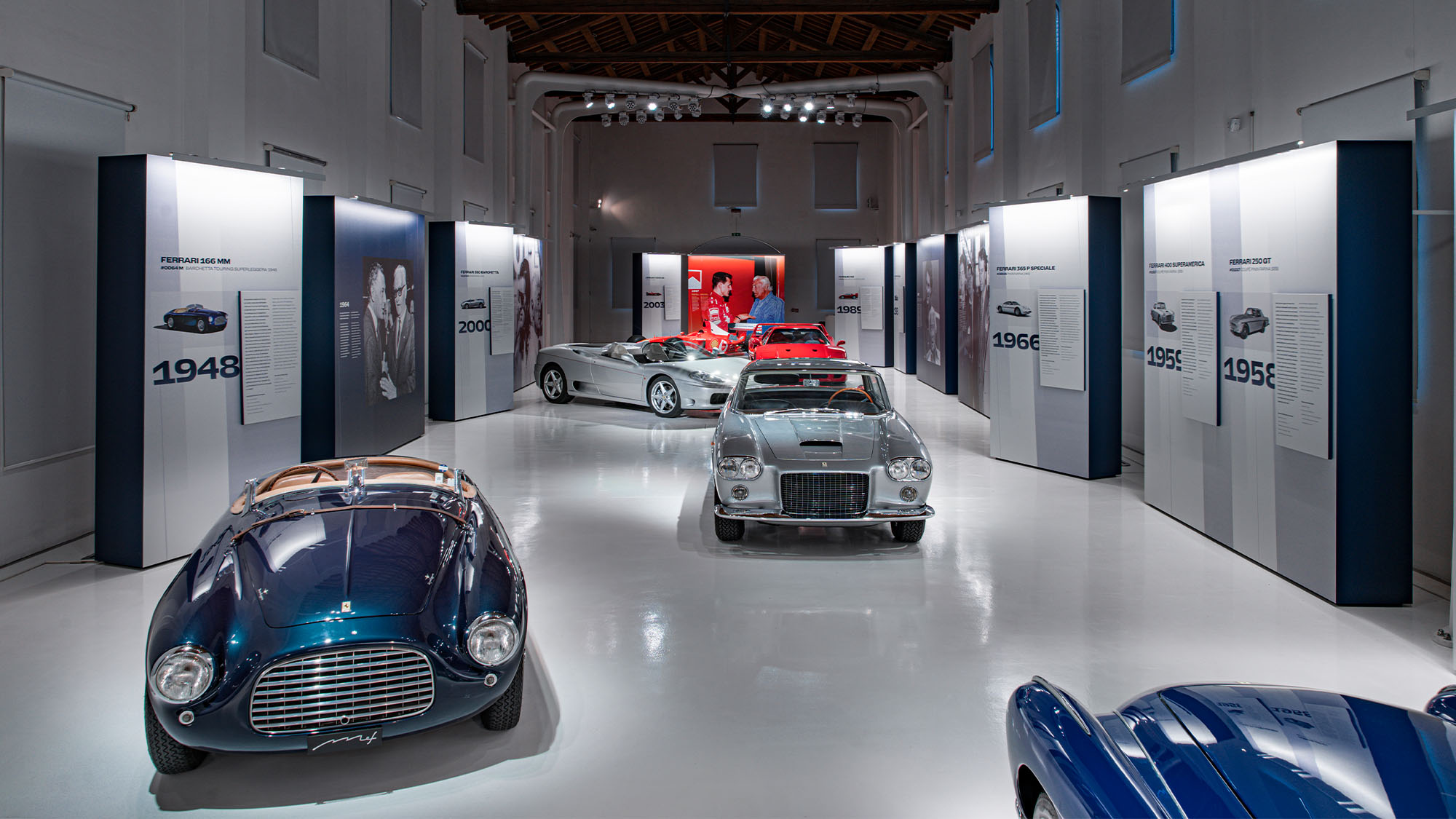 One-off Ferraris from Gianni Agnelli collection go on display
