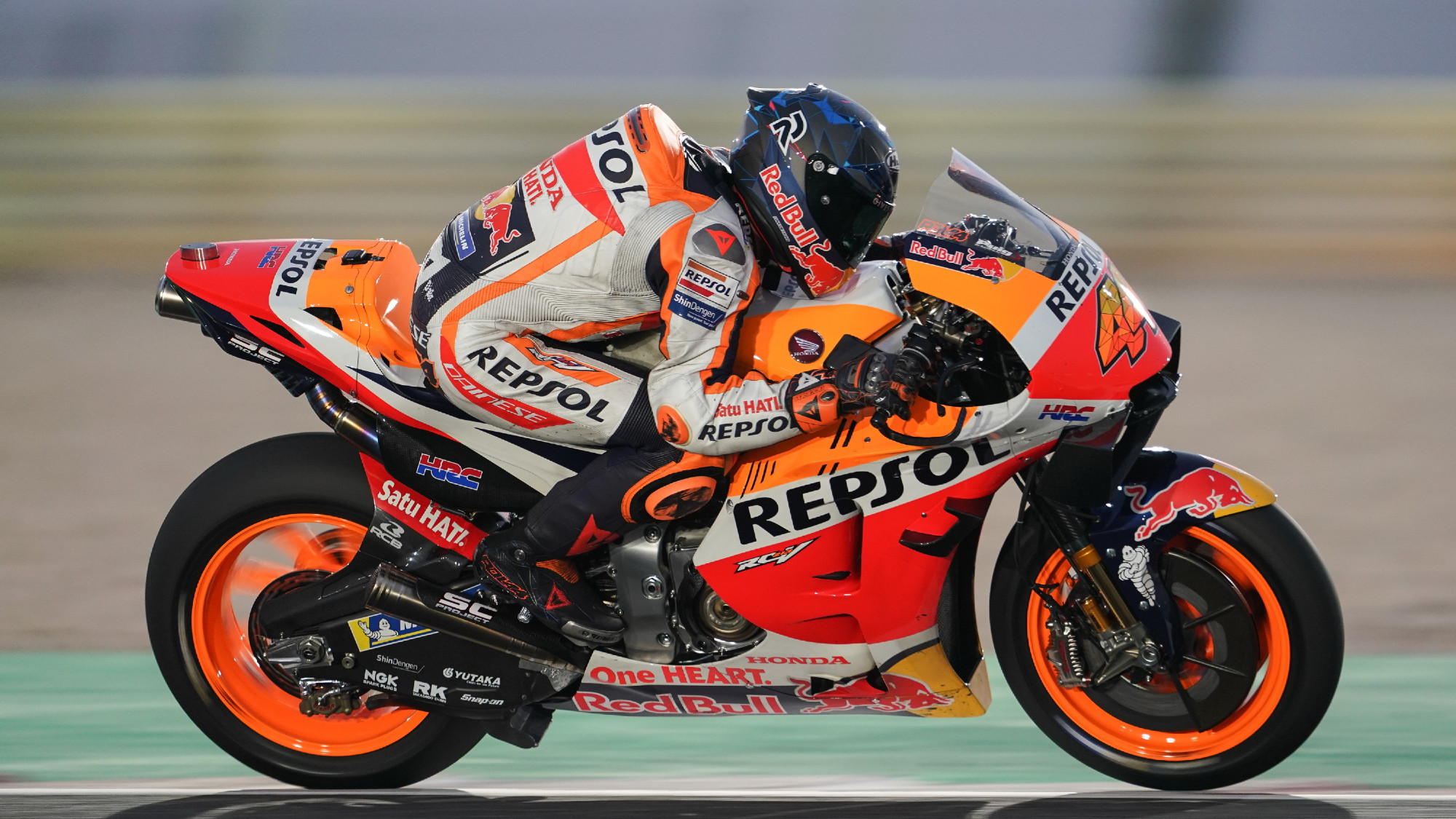 Pol Espargaró MotoGP 2021 Testing