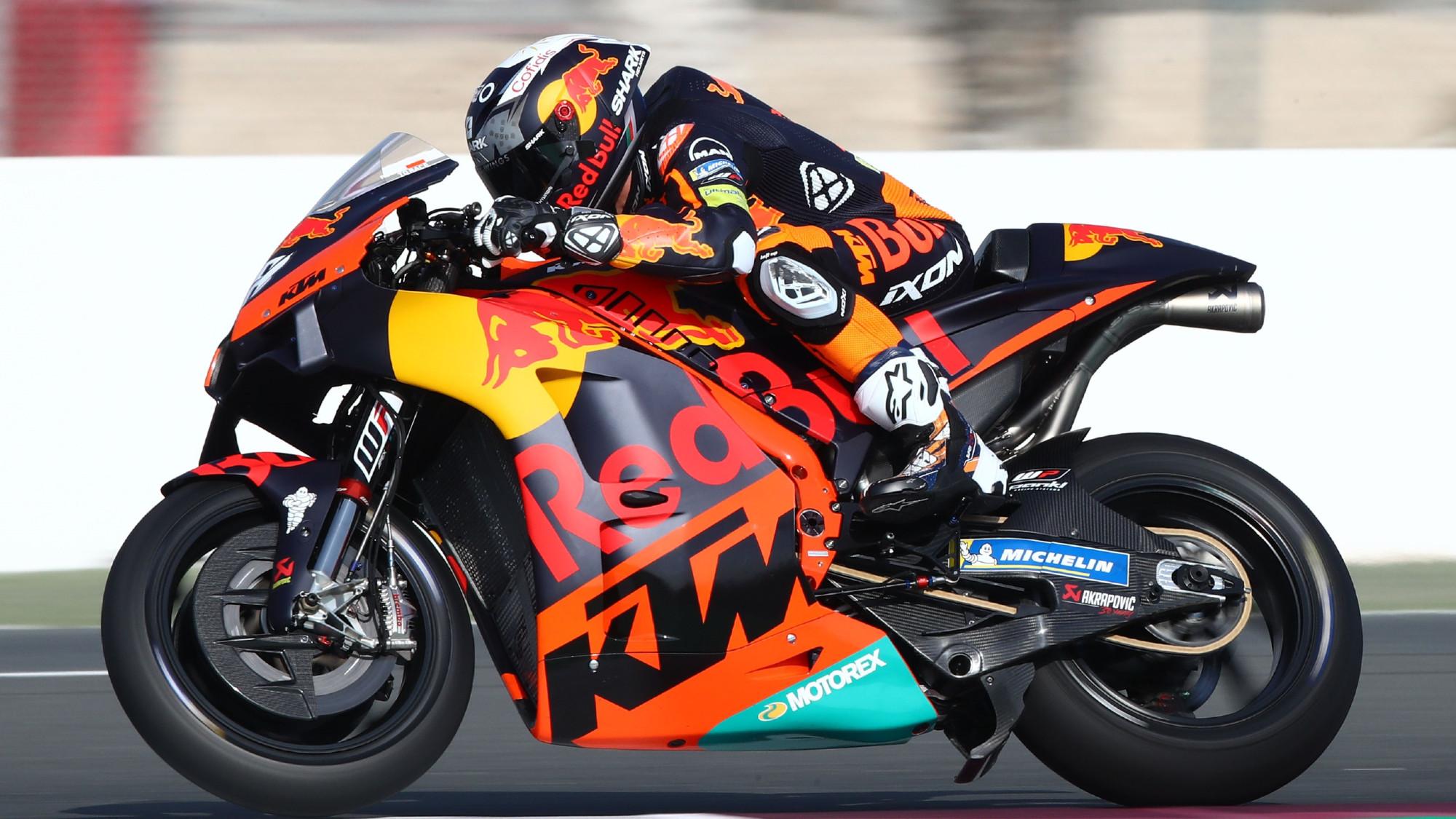Miguel Oliveira MotoGP 2021 Testing