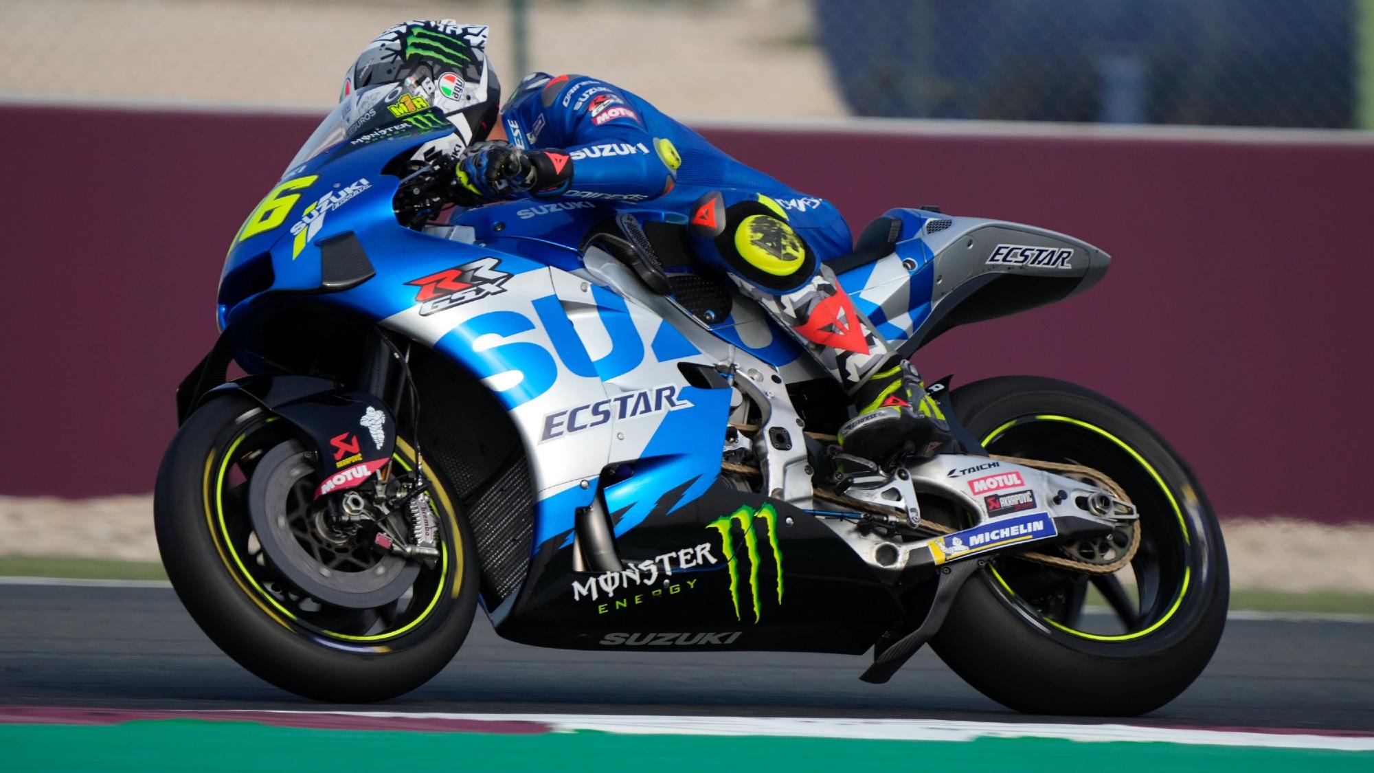 Joan Mir MotoGP 2021 Testing