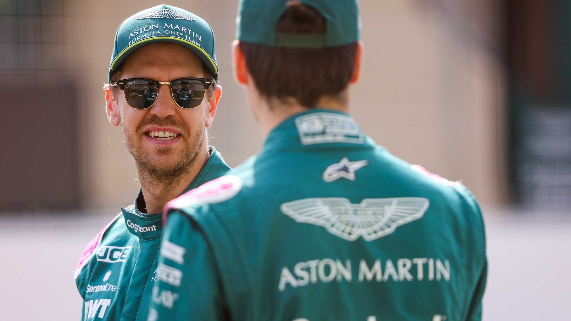 Sebastian Vettel 'showing F1 title-winning talent' at Aston Martin