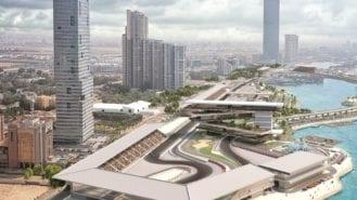 F1 reveals first look at Saudi Arabia Jeddah street circuit