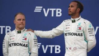 Valtteri Bottas 'almost retired after Hamilton team orders'