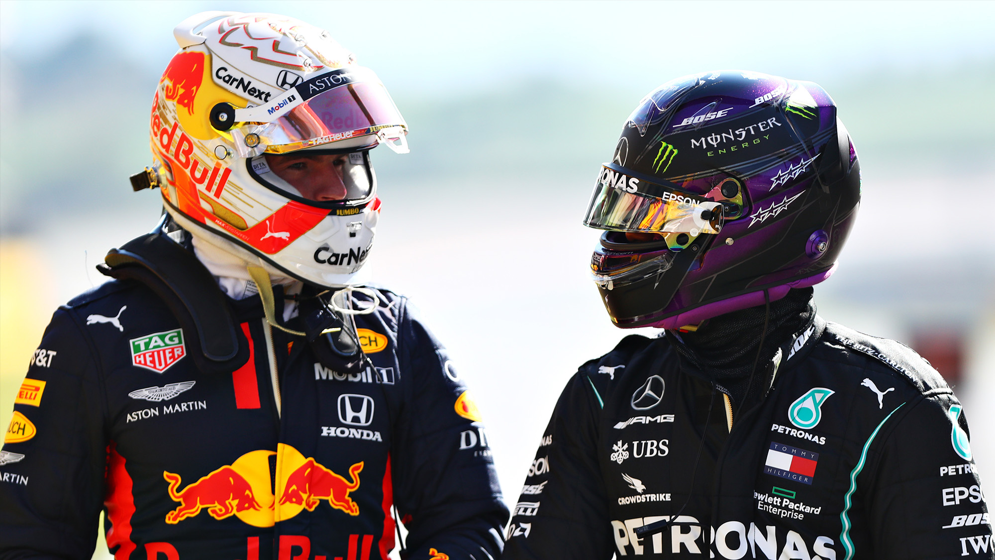 Hamilton vs Verstappen — finally the F1 battle we've been waiting for? MPH