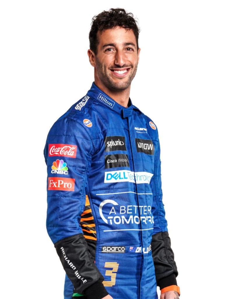 Daniel Ricciardo, 2021 McLaren