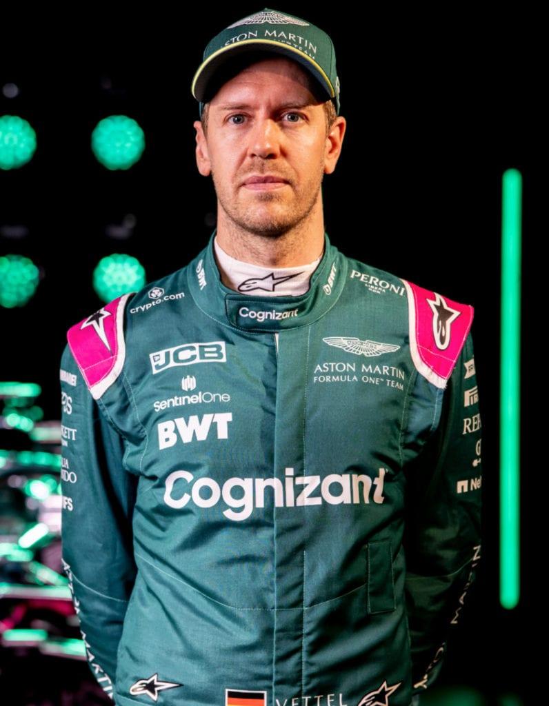 Sebastian Vettel, 2021 Aston Martin