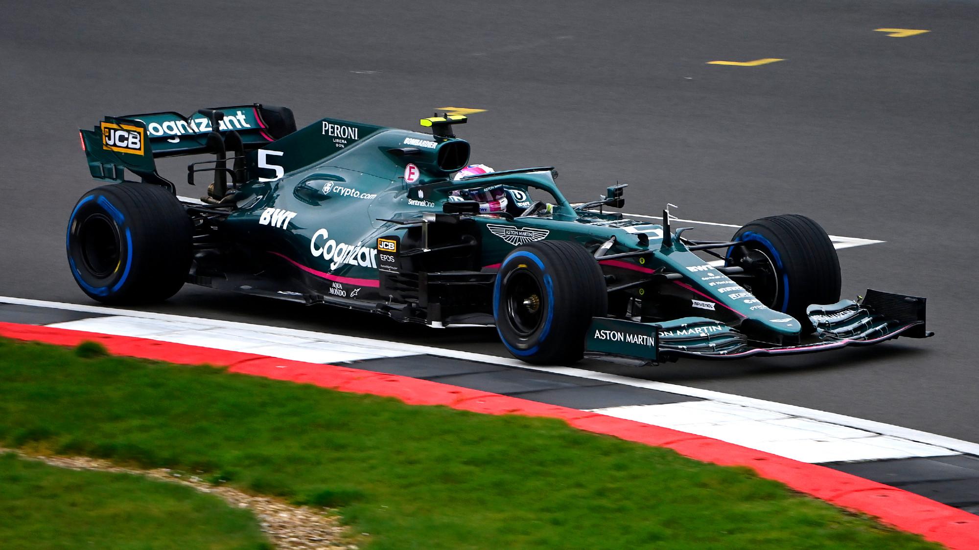 Sebastian Vettel, AMR21