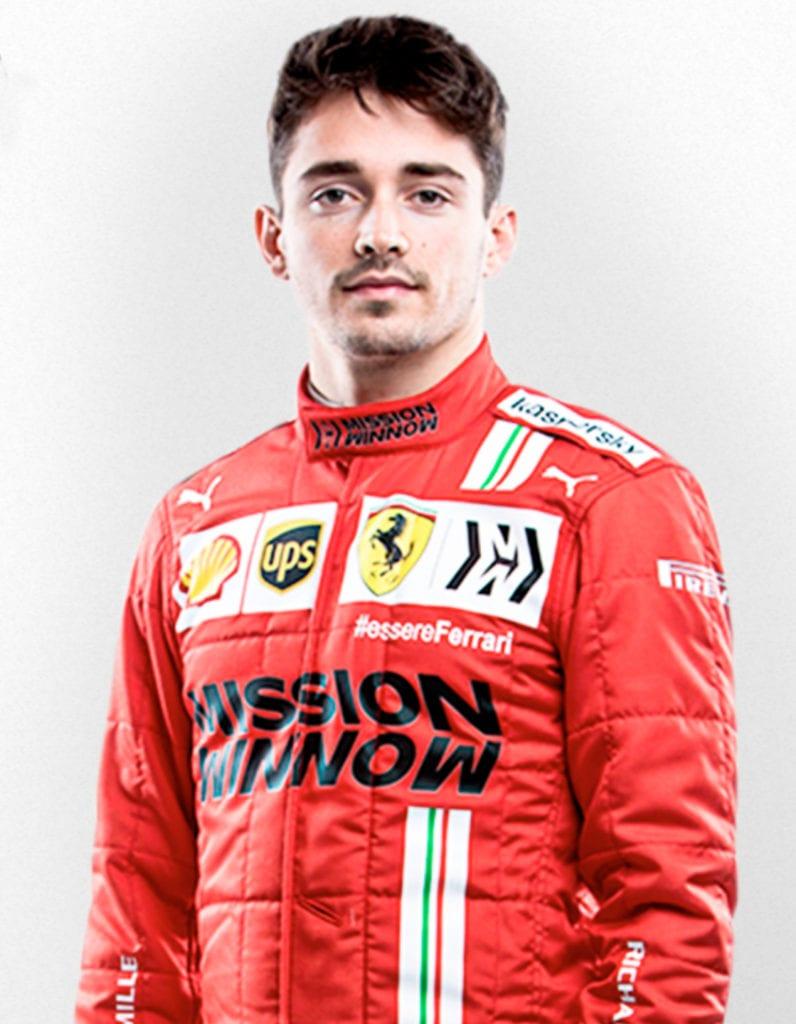 Charles Leclerc, Scuderia Ferrari 2021